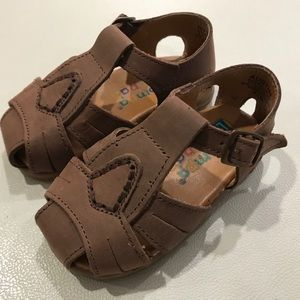 Oompa Loompa's Austin Baby Sandals Size 4.5M